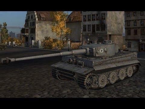 W.tiger World Of Tanks PzKpfw VI Tiger opis c...