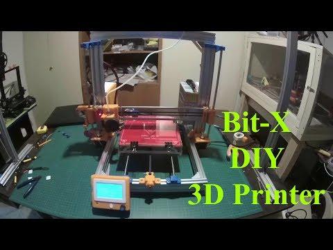 How i create my fully DIY 3D Printers