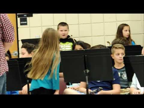 Sonoma Ranch Elementary School Concert