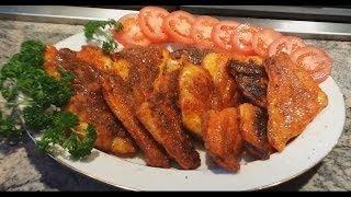 Pan Frying Catfish Fillets | Punjabi Style Fish Recipe