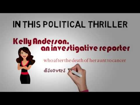 Animated Book Trailer The Whistle Blowers Confession by Author Jennifer Lang