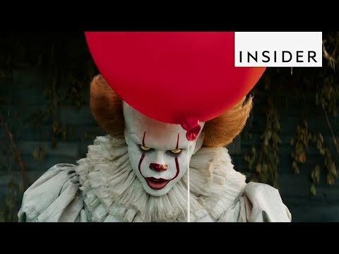 "How ""It"" Created Its Sewer Scenes"