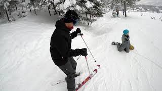Getting better at Skiing (More Fails!) - Zakopane