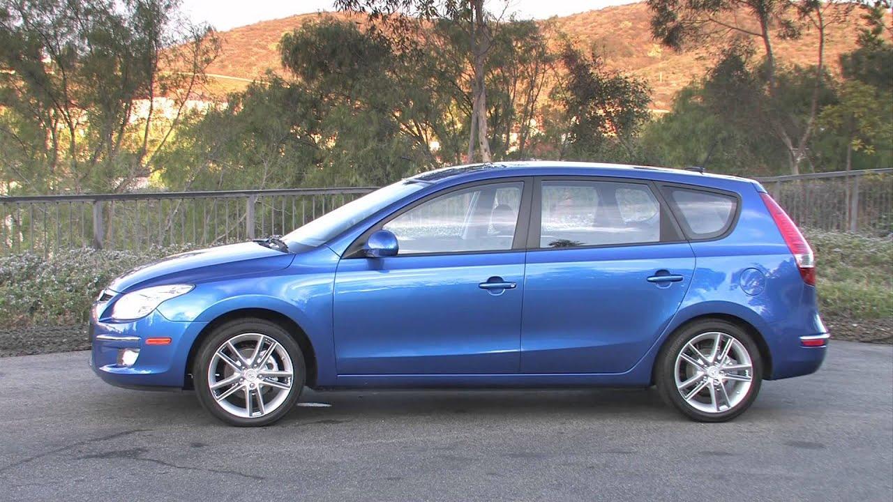 Hyundai Elantra Touring Gls