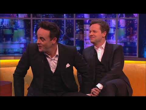 Favourite Ant and Dec moments (chosen by the fans)
