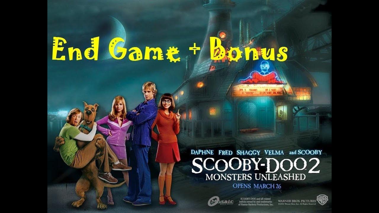 Scooby Doo 2 Monsters Unleashed Endgame Bonus Code Youtube