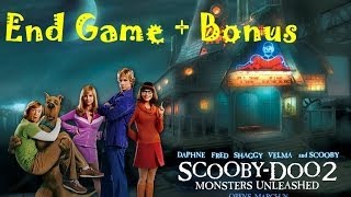 Scooby-Doo 2 Monsters Unleashed EndGame + Bonus + Code