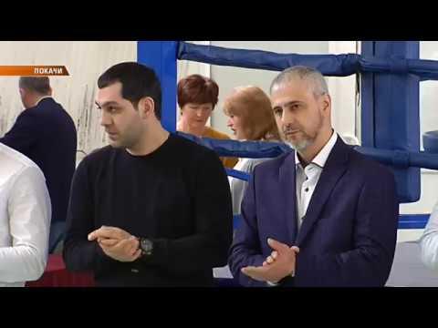 12_03_19 В Покачах прошёл турнир по боксу на призы МегаАльянсСпецСервис.