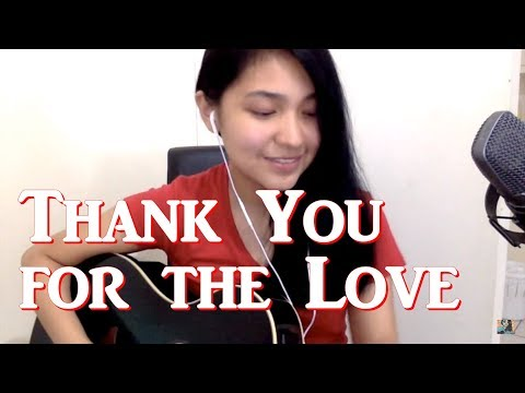 Thank You For The LOVE - ABS-CBN Station ID 2015 (Cover) - Rie Aliasas
