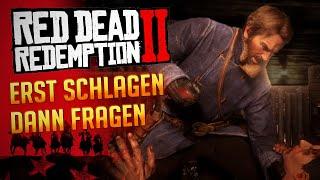 🔥 Red Dead Redemption 2 #01 | Erst schlagen dann fragen | Gameplay thumbnail