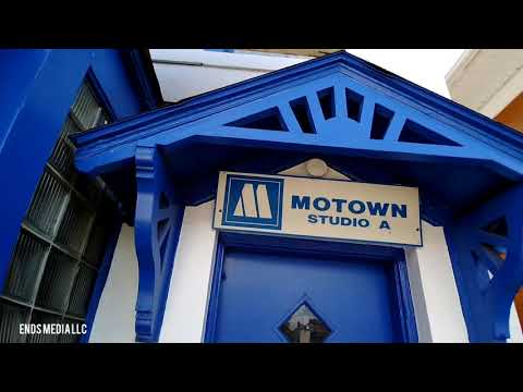 ENDS Video of Motown Records Museum in Detroit, Michigan