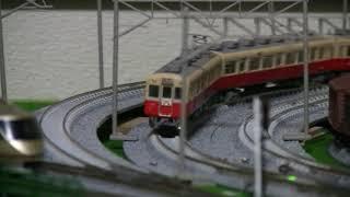 阪神 3301形+3501形2連×2 & 5201形ジェットシルバー+一般形