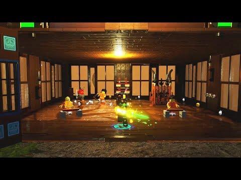 The LEGO NINJAGO Movie. Область 4. Непроходимые джунгли (зачистка на 100%)
