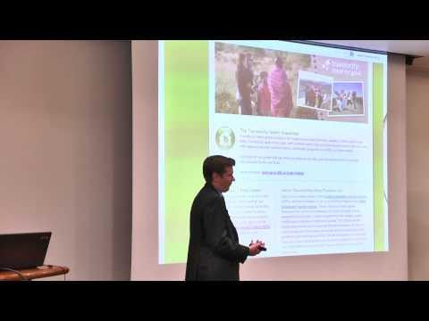 Seminar 'Keskkonnahoidlikkus külalislahkuse valdkonnas' - Willy Legrand part 2