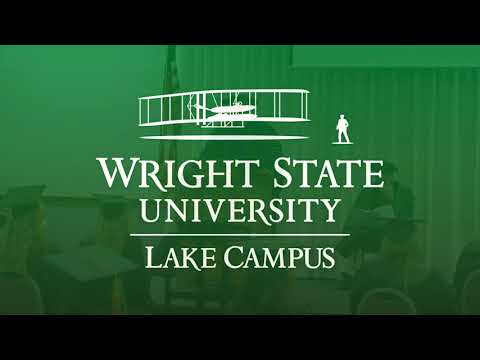 Wright State University Lake Campus Commencement, April 28, 2021, 7pm