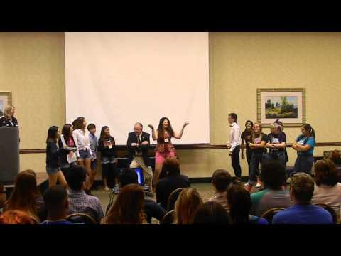 Neosho County Community College Phi Theta Kappa - Honors in Action Conference Intro Chant