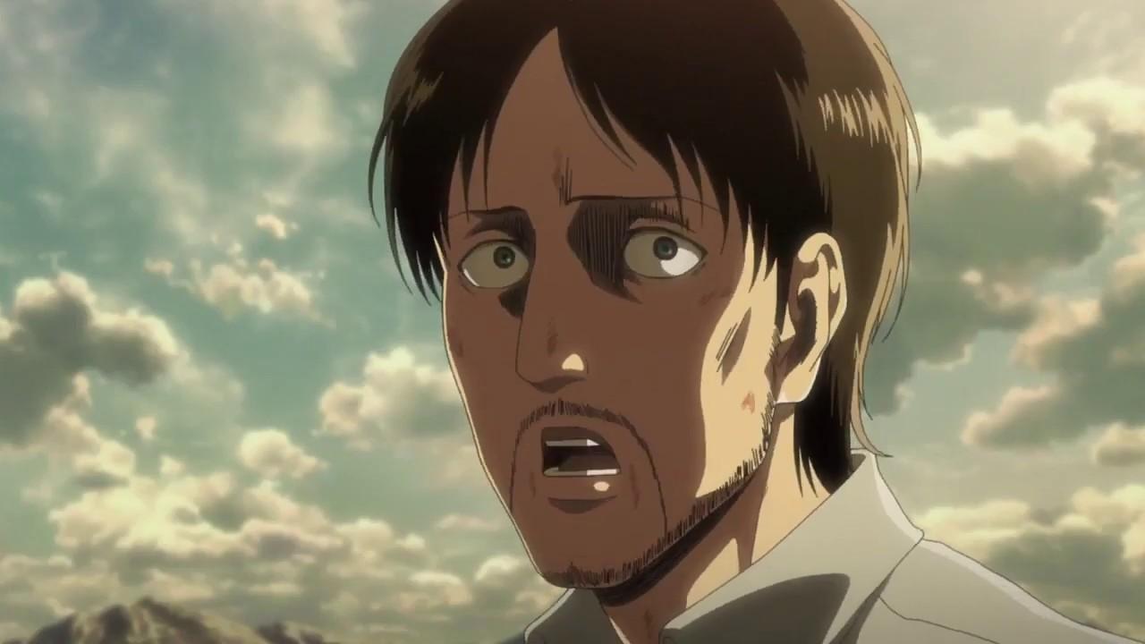 Eren Kruger Transformation!! Attack on Titan Season 3 ...