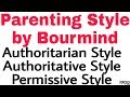 Classroom style & Parenting Style