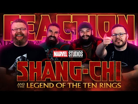 Marvel Studios' Shang-Chi and the Legend of the Ten Rings | Official Teaser REACTION!!