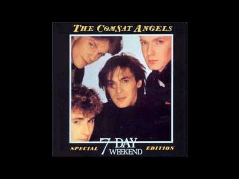 """The Comsat Angels """"You Move Me"""""""