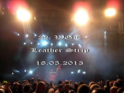 22. Wave Gotik Treffen ~  Leather Strip ~ 18.05.2013 ~ 22. WGT AGRA