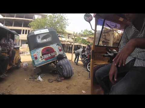 Another Major Bus Road -  The Rickshaw Run