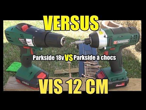 Perceuse percussion parkside psbsa 18 li a1 lidl - Decapeur thermique lidl ...