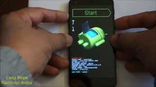 Nexus 5 Hard Reset   Recovery Mode   Factory Setting   Fastboot   Bootloader