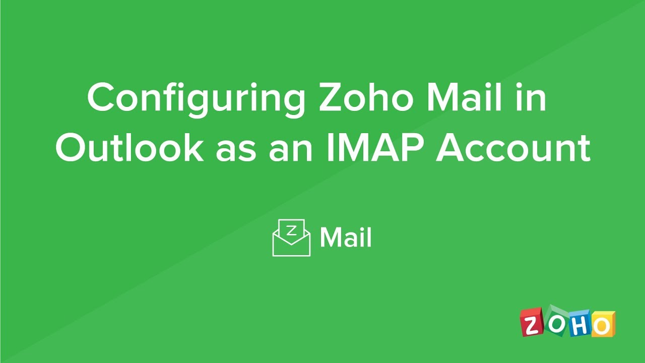 Configure in Outlook for Windows - IMAP
