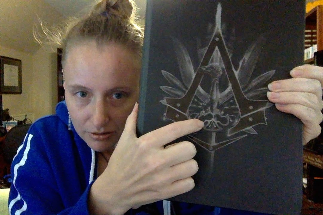 Assassins Creed Syndicate Collectors Edition Strategy Guide Unboxing