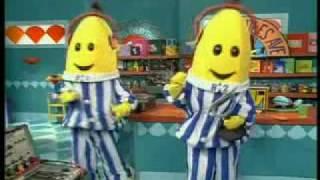 radio bananas oopsy bananas in pyjamas