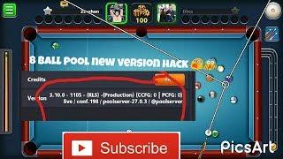 8 ball pool long line hack mod apk new version 3.10.0 no root
