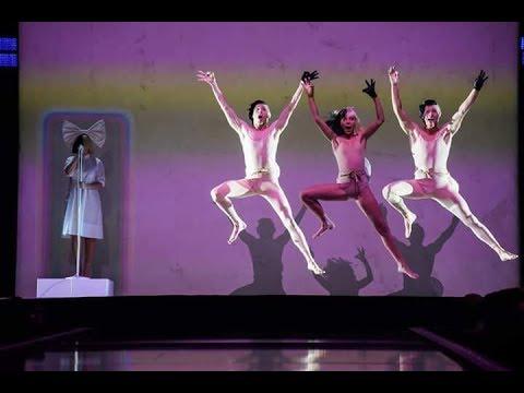 Sia - Cheap Thrills Ft. Maddie Ziegler  (Live)
