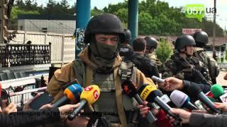 Repeat youtube video Украинские военные вскрыли засаду и боевую группировку террористов в Славянске