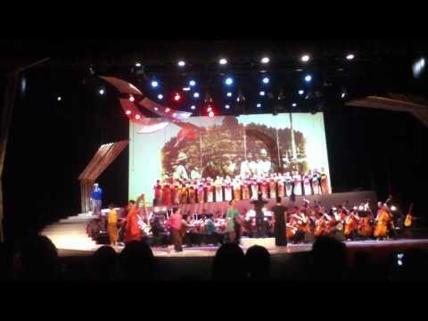Pantang Mundur by Aning Katamsi, Conducted by Addie MS