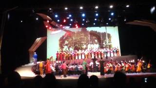 Pantang Mundur by Aning Katamsi, Conducted by Addie MS