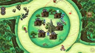 ➜ INCURSION Level 9 Temple of Healing PERFECT Normal Tower Defense Game