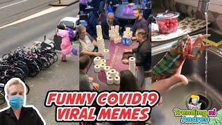 Corona Virus Viral Funny videos Covid19 Memes Part 1