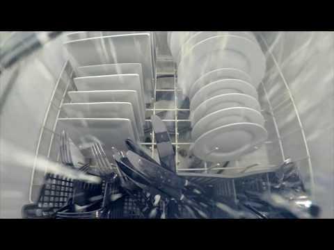 GoPro Dishwasher - Inside the Dishwasher Wash Cycle