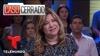 Capítulo: Huracán María Me Arrebato A Mi Hijo🌪⛈🏃| Caso Cerrado | Telemundo