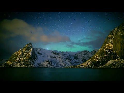 Невероятное звёздное небо [time-lapse]