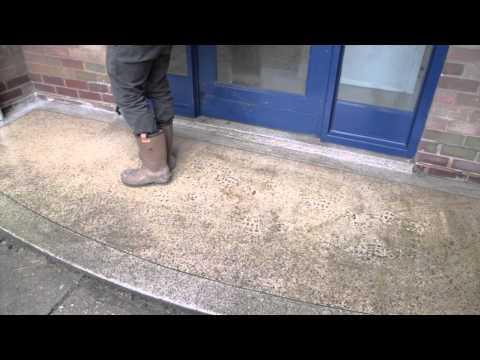 Oltco Anti Slip Terrazzo Floor Treatment Sovereign