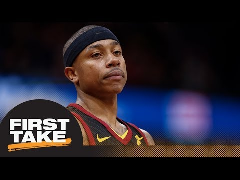 Stephen A. Smith on Isaiah Thomas to Cavaliers: It was a bad move | First Take | ESPN