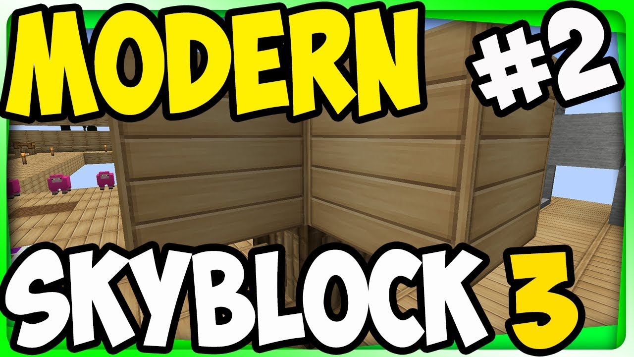 Modern Skyblock 3: Departed Server Hosting Rental | StickyPiston Hosting