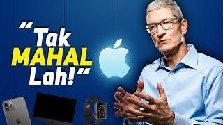 Gambar cover Kenapa Harga Apple Sangat Mahal?