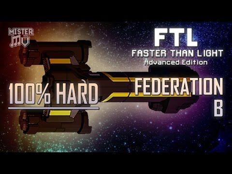 [FTL AE 100% HARD] FEDERATION B