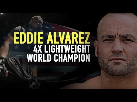 ONE Official Trailer | Eddie Alvarez vs. Timofey Nastyukhin