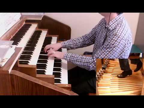 J.S Bach, Prelude in G Major, BWV 541