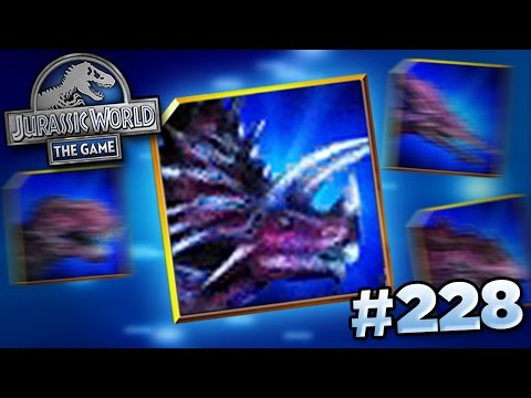 The Next Boss Battle? || Jurassic World - The Game - Ep228 HD