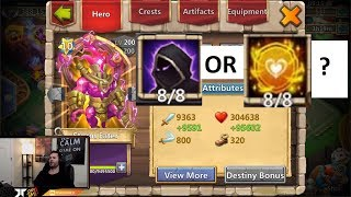 Storm Eater ATTACK Explained Does HP Matter TESTED Castle Clash